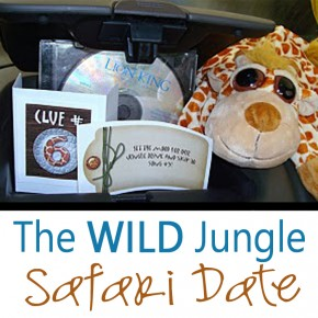 The WILD Jungle Safari Date Night
