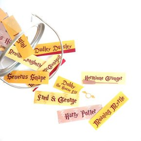 Harry Potter - Printable downloads!