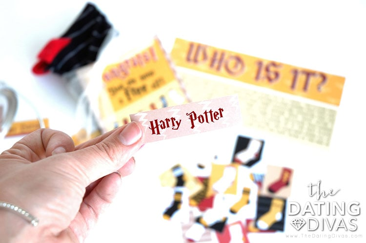 Harry Potter charades game!
