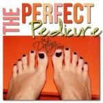 A Perfect Pedicure for Pretty Feet!