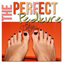 The perfect pedicure tutorial!