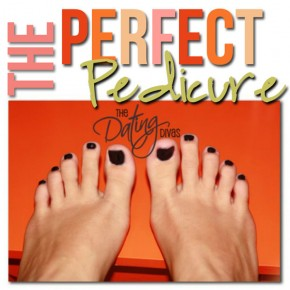 The perfect pedicure tutorial!