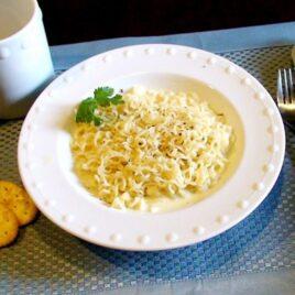A Ramen Noodle secret recipe your family will love.