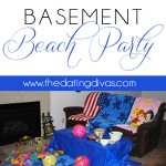 Beach Party in the Basement