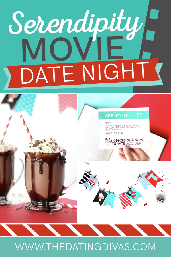 A romantic movie date based on Serendipity! #Serendipity #MovieDate #RomanticDateNight #TheDatingDivas