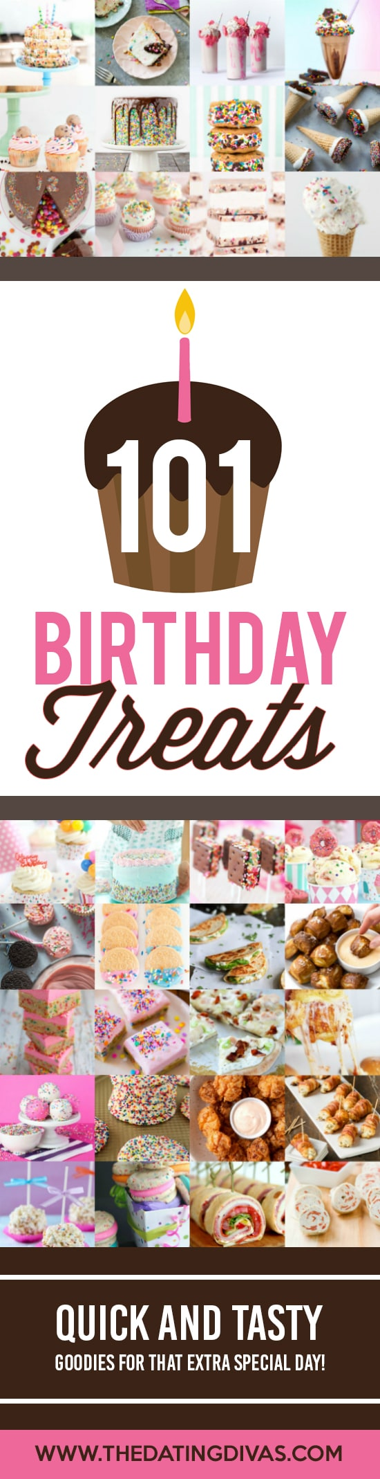 101 Birthday Treats