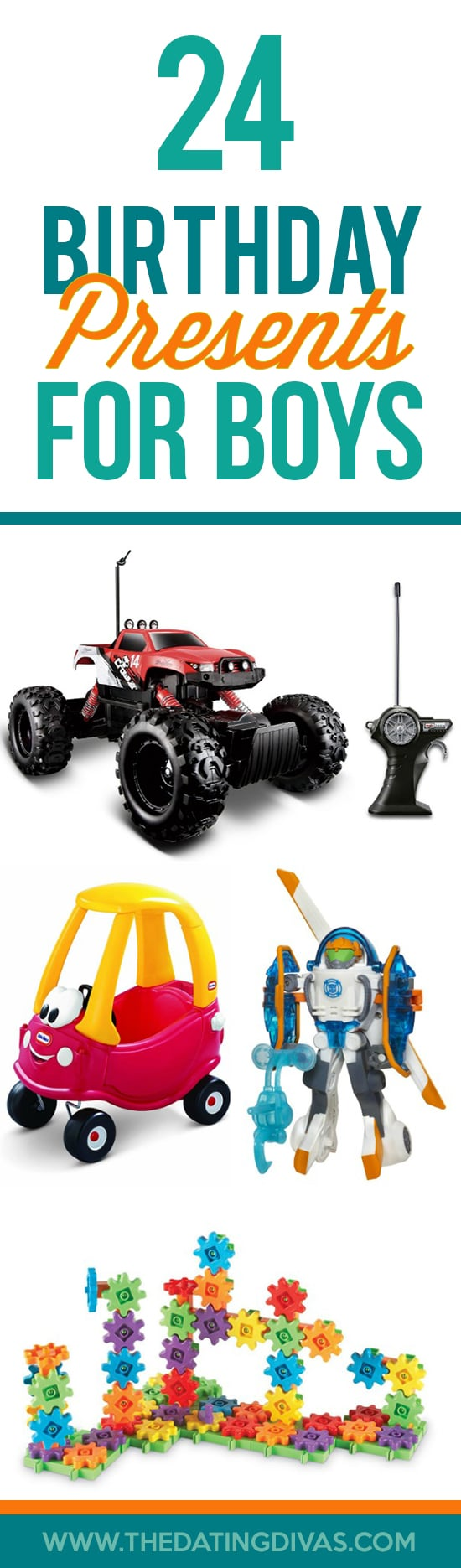 Birthday Presents Ideas for Boys