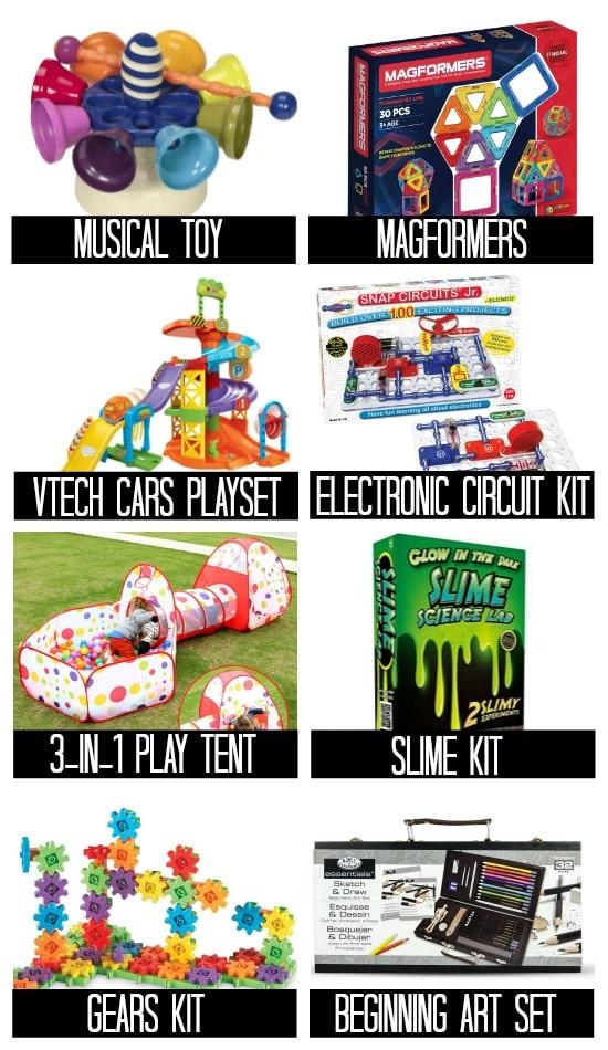Birthday Presents Ideas for Boys