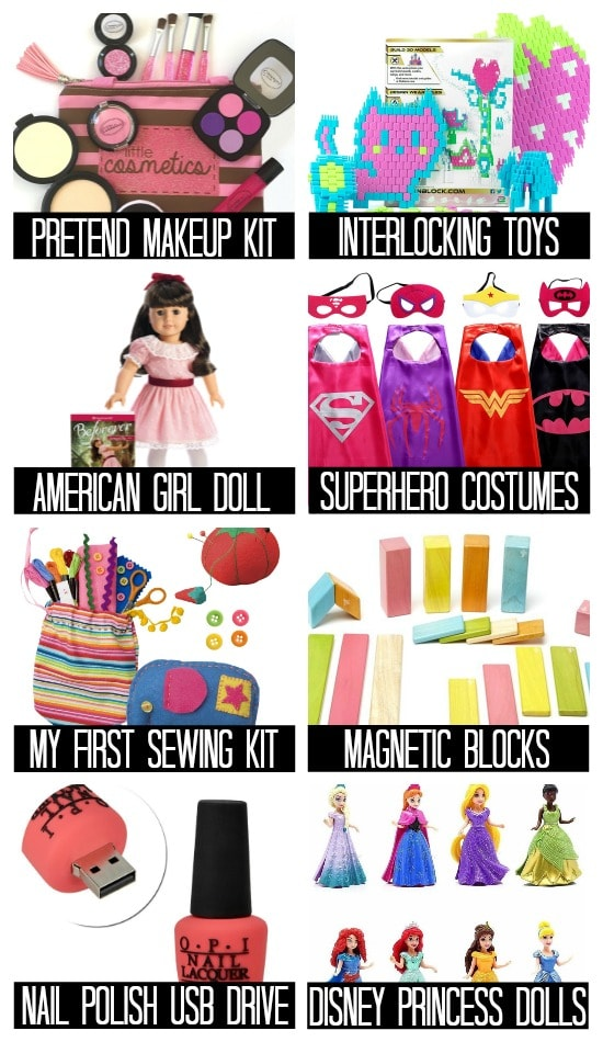 Ideas for Birthday Presents for Girls