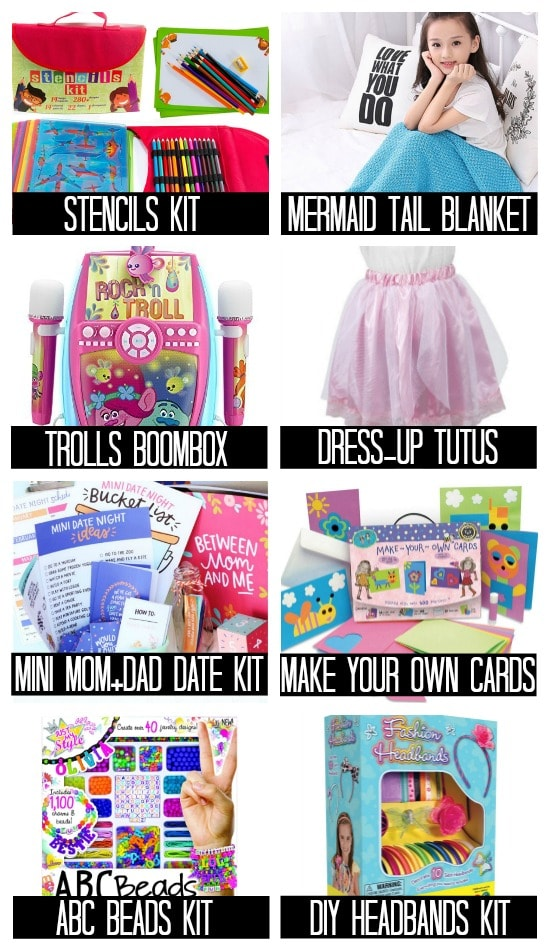 List of Girls Birthday Presents