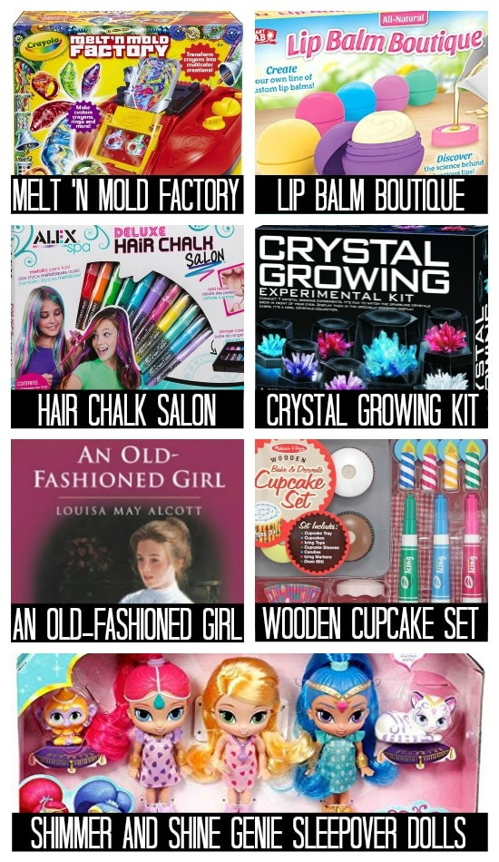 Birthday Gift Ideas for Girls