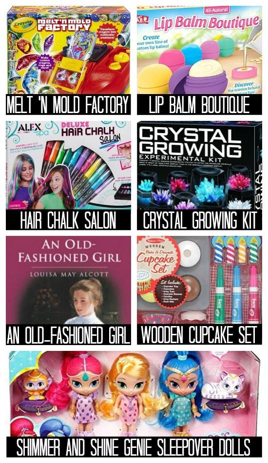 Girls Birthday Presents