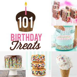 Birthday Party Treat ideas
