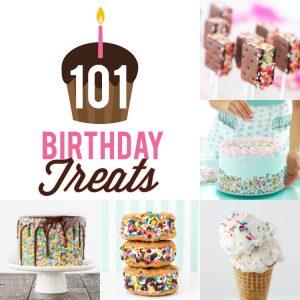 Birthday Party Treats