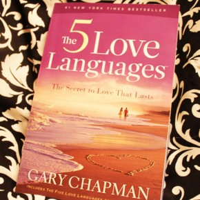 Book Review on The Five Love Languages book