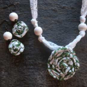 Frontier Kitchen Handmade necklace giveaway