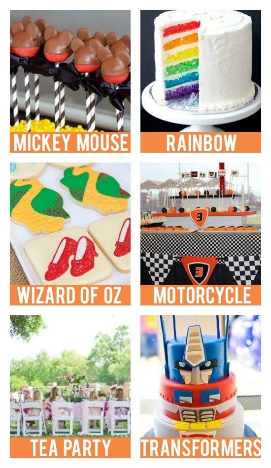 Kid Birthday Ideas