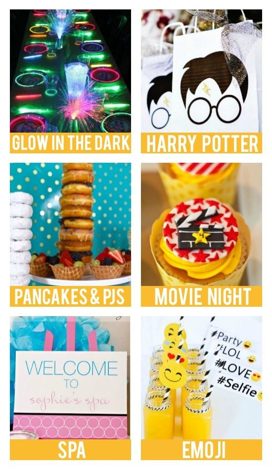Birthday Party Themes For Teens Teen Ideas