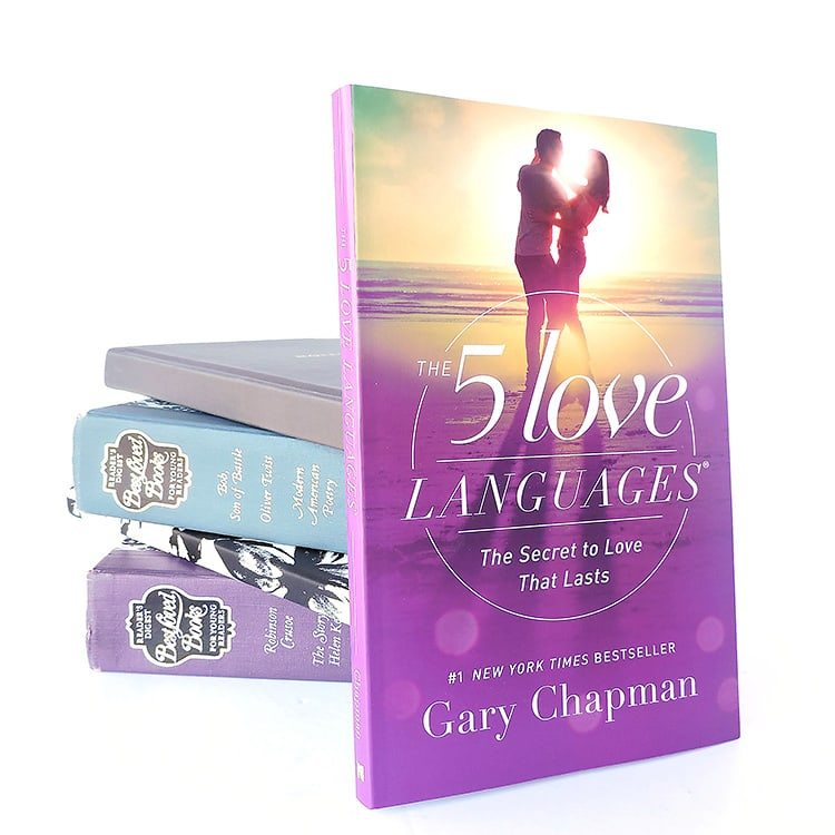 The particular 5 Appreciate Languages – Whilst gary Chapman