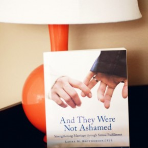 Laura Brotherson's book, And They Were Not Ashamed, a book review