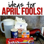 April Fool's Day Tricks-or-Treats
