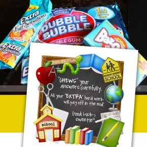 I'd Chews You back-to-school printable gift idea.