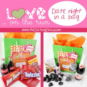 Love on the Run, a quick date night idea.