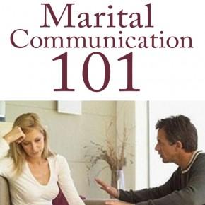 Marital Communication 101
