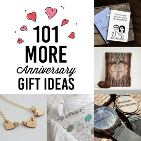 101 Anniversary Ideas