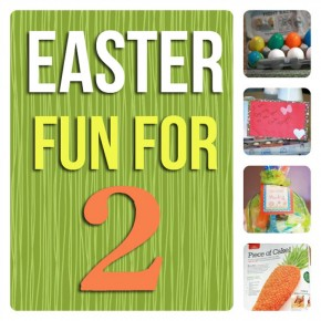 Easter fun for two!