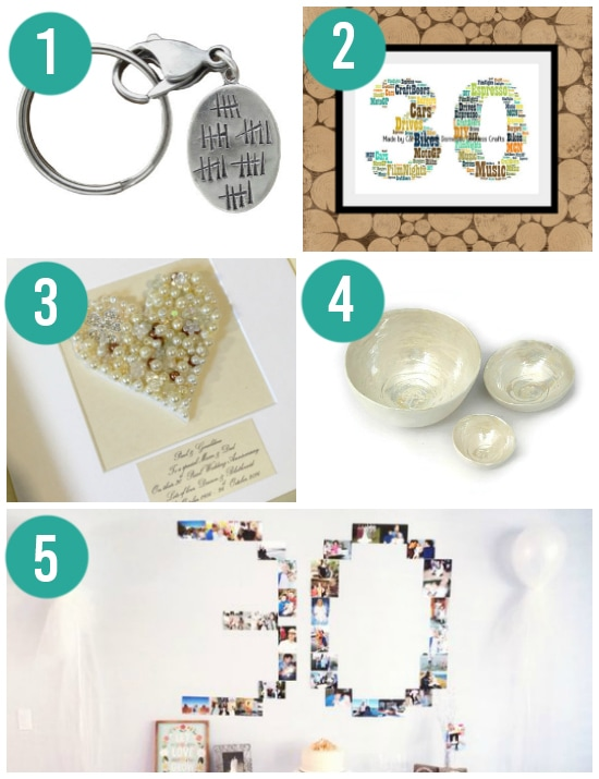 Traditional Pearl Anniversary Gift Ideas for Your 30th