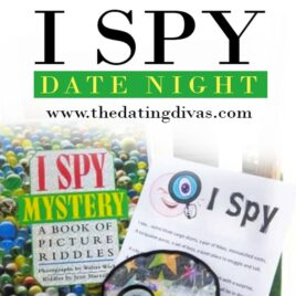 Have a group date with this fun and hilarious I Spy date night idea!