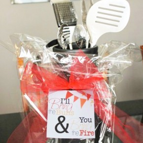 Show your spouse some love with this gift idea!