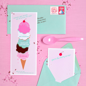Chill out with this fun and easy Ice Cream date night idea.