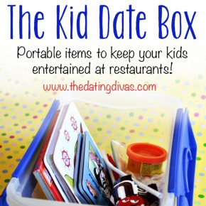The kid date box is perfect to keep your kids happy and entertained.