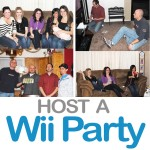 Wii Party Date Night