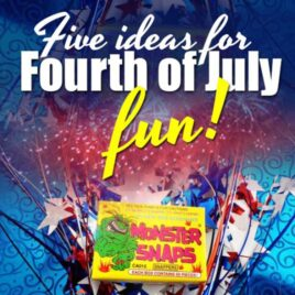 Baby You're A Firework 4th of July fun!