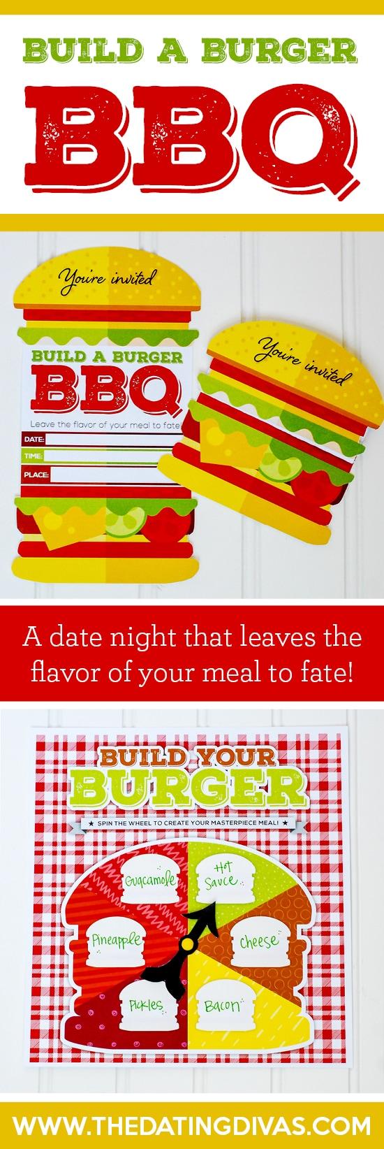 Build a Burger BBQ