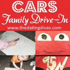 Cars movie Family Date night idea