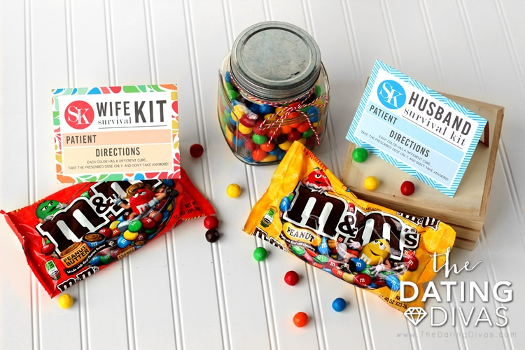 Husband and Wife Survival Kit