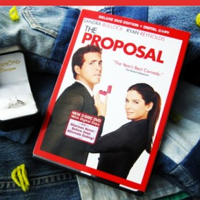 """The Proposal"" movie date night idea."
