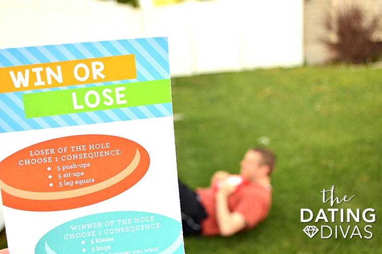 Win or Lose at Frisbee Golf - it's still fun!