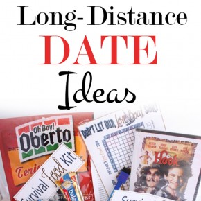 Military long distance date ideas.