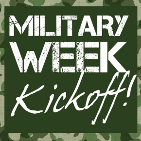 Military week kick off!