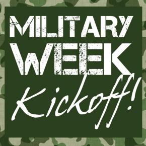 Military week kick off!