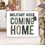 Military Week: Coming Home