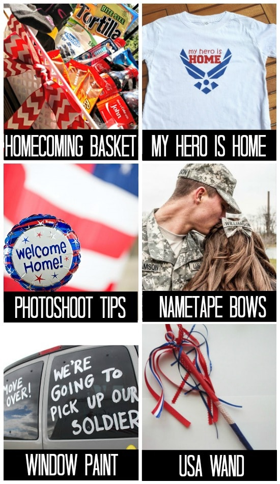 Time of Arrival From Deployment Ideas