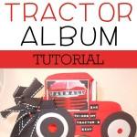 Tractor Album Tutorial