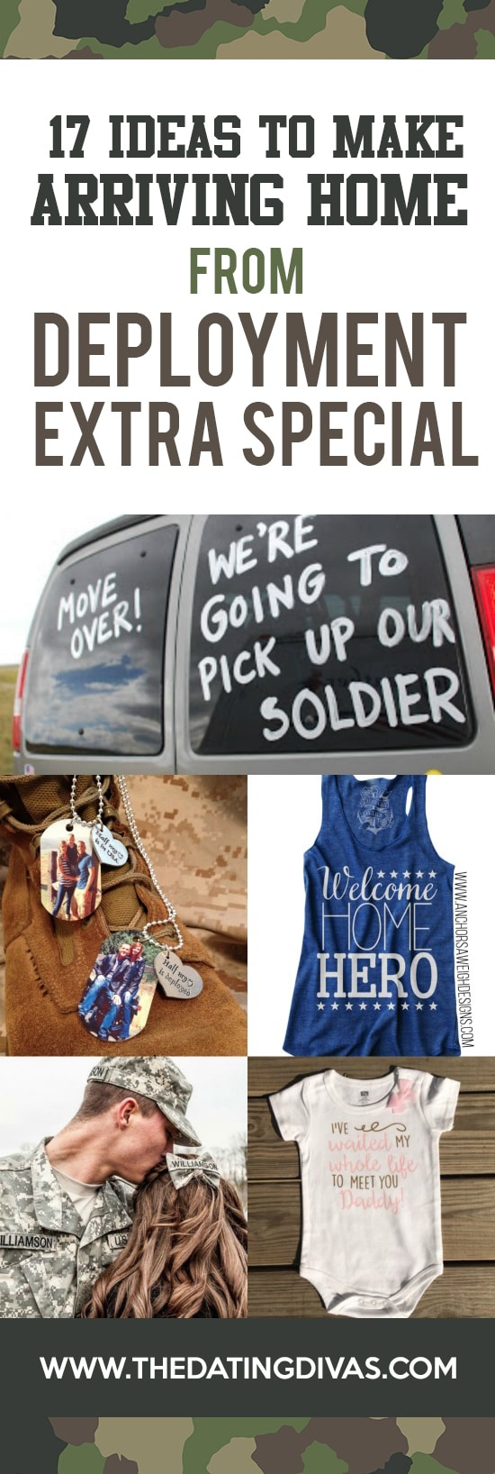 Military Week Coming Home
