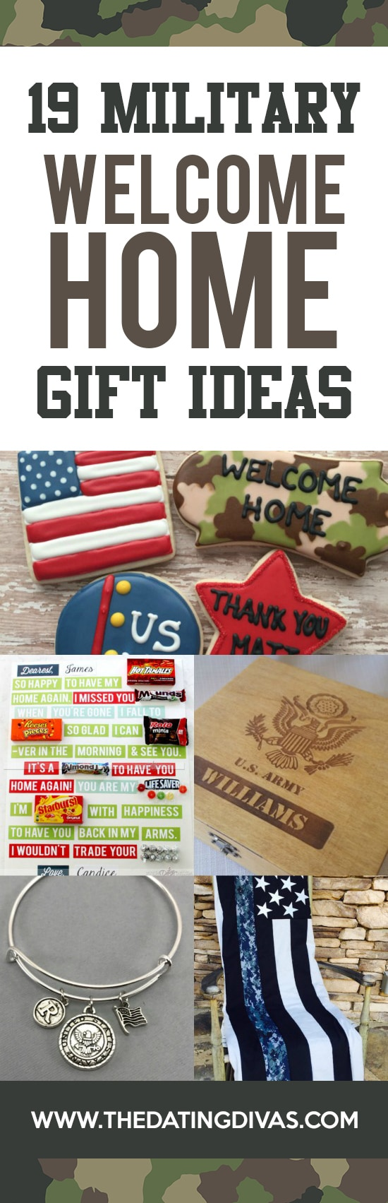 Gift Ideas for Deployment Homecoming
